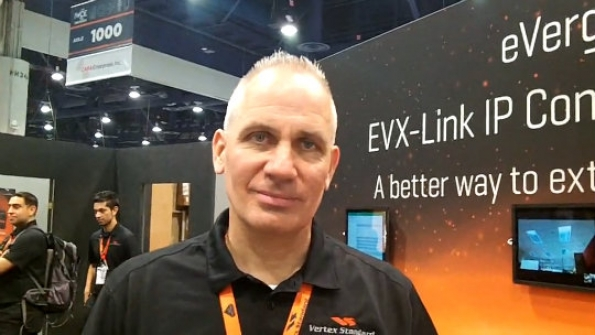 Vertex Standard: Mike Petersen demos long-distance capabilities of EVX-Link solution