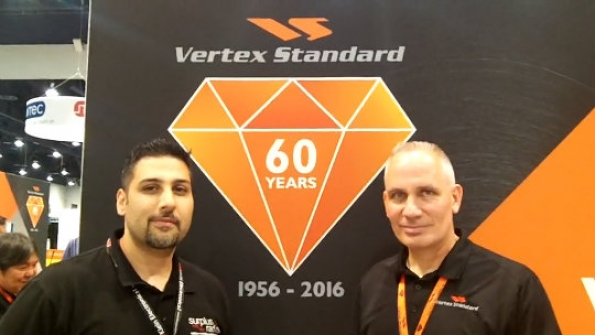Vertex Standard: Ozzie Ansari, Mike Petersen discuss company's 60th anniversary, future