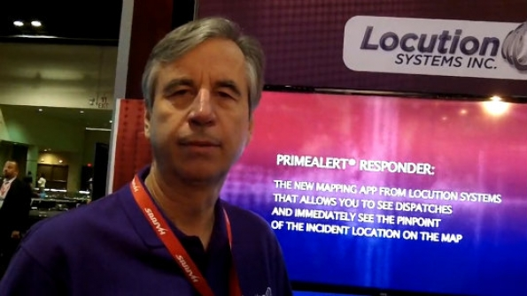 Locution Systems: Glenn Neal highlights mobile-app capabilities associated with fire-station alerting system