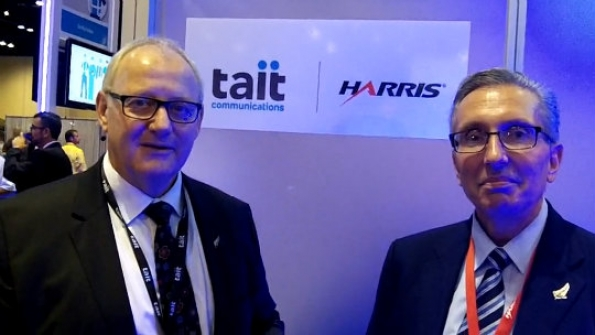 Tait and Harris: Garry Diack, Chris Young outline expected benefits of companies' new relationship