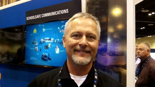 Motorola Solutions: Randy Long describes benefits of SchoolSAFE solution