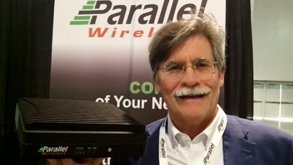 Parallel Wireless: Steve Kropper highlights use cases for company's new lightweight LTE eNodeB