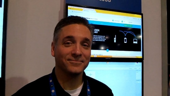 Motorola Solutions: Les Miller outlines key benefits of company's new WAVE OnCloud solution