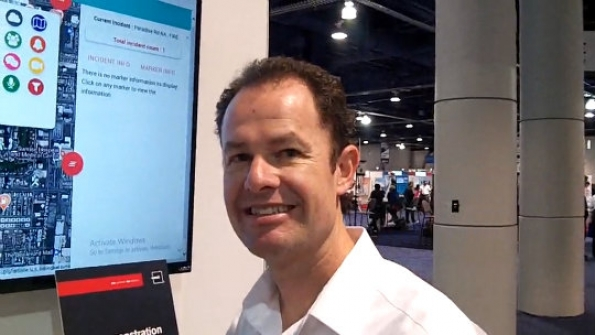 West Safety Services: John Martyn demonstrates application integration with Kodiak PTT solution