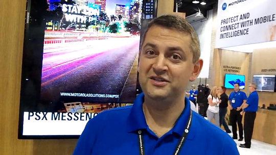 Motorola Solutions: Anatoly Delm discusses PSX App Suite