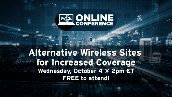Alternative Wireless Sites for Increased Coverage
