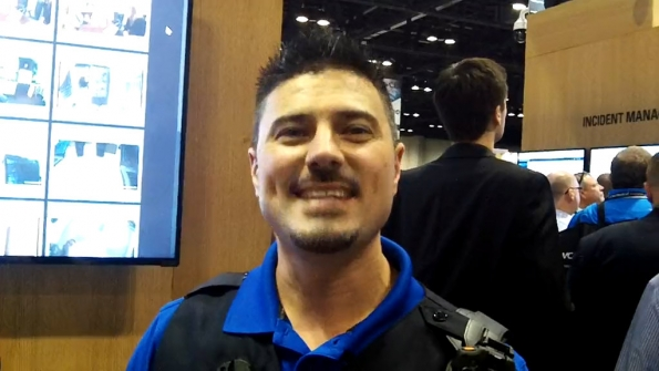 Motorola Solutions: Mike Costa talks about new Capture video application for smartphones