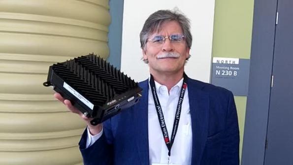 Parallel Wireless: Steve Kropper explains potential use cases for CWS-210 mobile LTE eNodeB