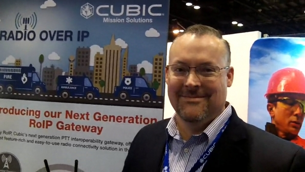 Cubic: Travis Queen highlights interoperability capabilities of Vocality RoIP gateway