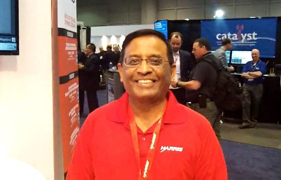 Harris: Umesh Bhavsar demonstrates BeOn multimedia capabilities, MCPTT migration plan