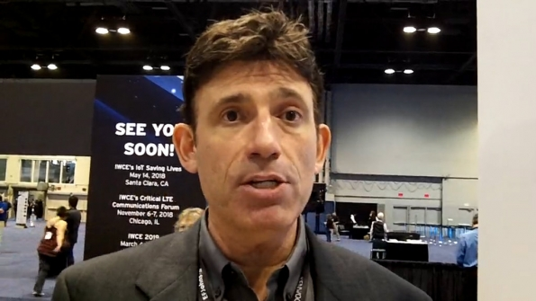 JVCKENWOOD USA: Larry Emmett demonstrates location-system technology