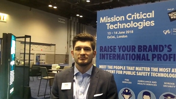MCT: Jackson Szabo talks about public-safety LTE initiatives in Europe, launch of London show in June