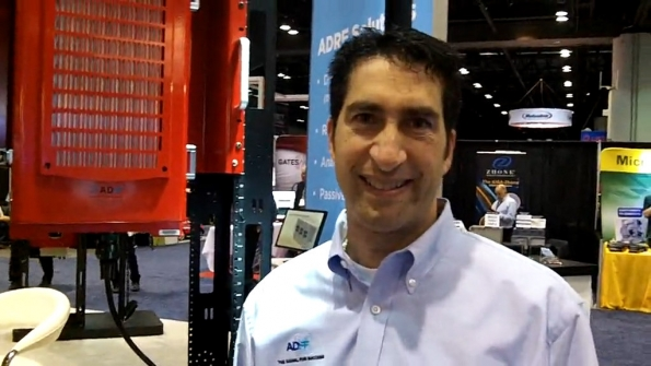 ADRF: Greg Najjar highlights key characteristics of FiRe in-building solution