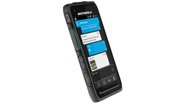 Motorola Solutions unveils new mission-critical LTE smartphone