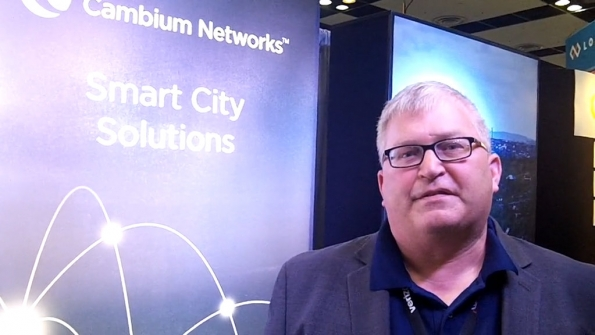 Cambium Networks: Bruce Collins discusses connectivity, network-management solutions for IoT