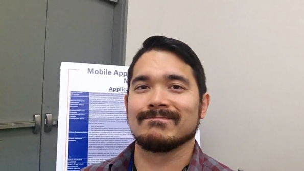NIST: Michael Ogata outlines methods, challenges for vetting security of mobile applications