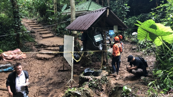 Cambium provides connectivity support to cave rescue effort of Thai soccer team