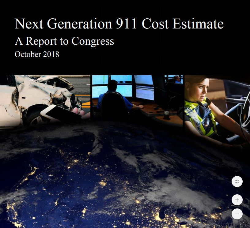 Long-awaited next-generation-911 cost study released