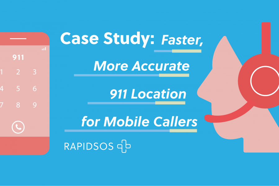 Faster, More Accurate 911 Mobile Caller Location