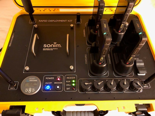 Sonim announces shipments of new Rapid Deployment Kits, upcoming plans for package