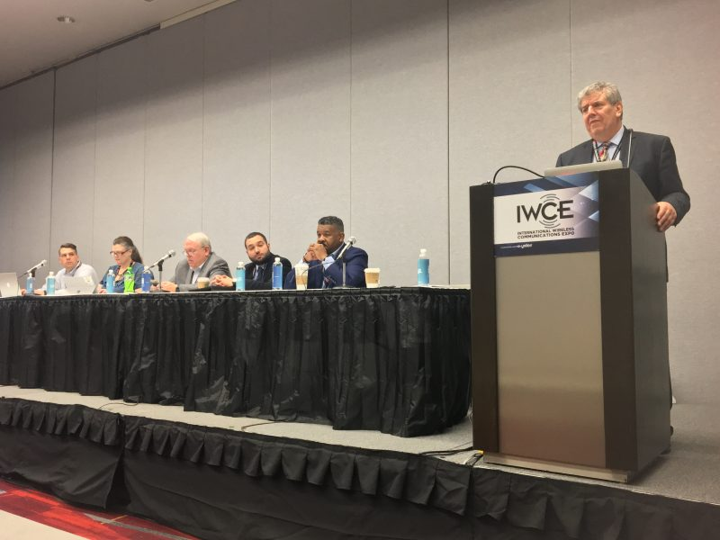 Interoperability debate dominates carrier-selection panel at IWCE 2019