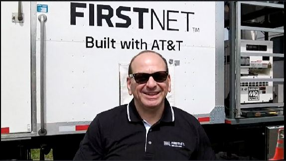 AT&T FirstNet: Fred Scalera highlights capabilities, increased use of SatCOLT deployable systems