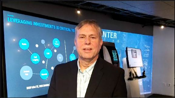 Motorola Solutions: Paul Steinberg showcases CommandCentral capabilities to improve public-safety workflows
