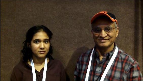 IoT World Hackathon: Father, daughter help team Smart Ag develop winning smart-farming solution