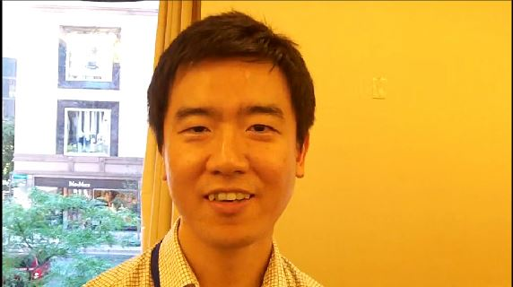 Univ. of Michigan: Hun-Seok Kim describes approach to low-cost, high-accuracy location solution