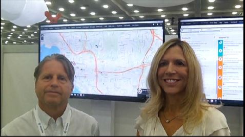 Hexagon: Paul Hager, Kalyn Sims showcase OnCall CAD system flexibility, new interface