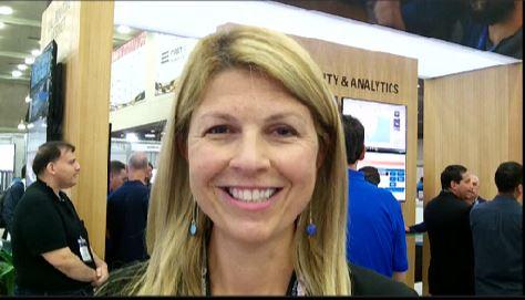 Motorola Solutions: Corina Swaney talks about new radio-site video security service