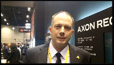 Axon: Lee McMillan explains how Axon Records solution make incident-report writing easier for law enforcement