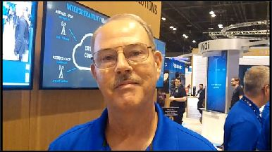 Motorola Solutions: Michael Doerk demonstrates push-to-video offering