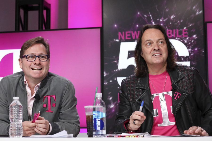 T-Mobile makes 10-year commitment to free public-safety broadband, if Sprint merger is completed