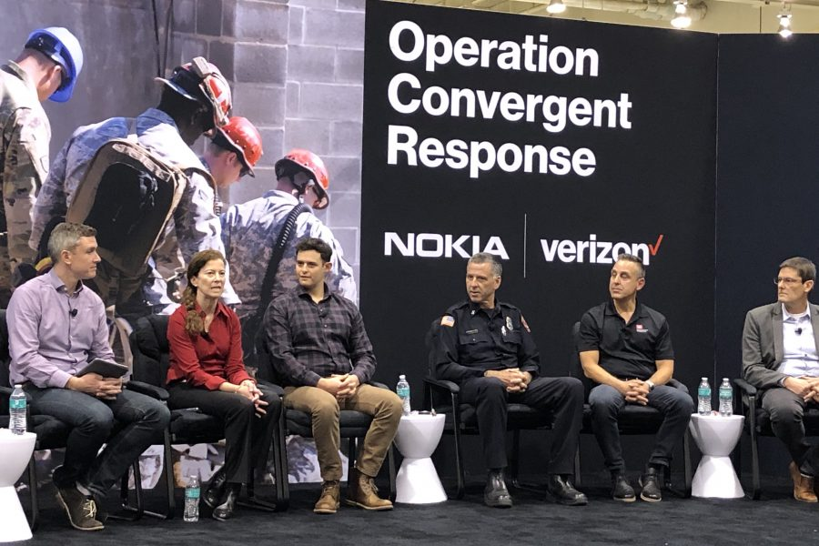 5G promises more than just high data speeds for first responders, panelists say