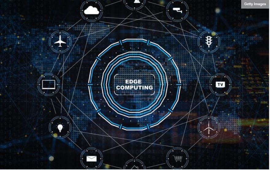 Edge-computing benefits for AI crystallizing