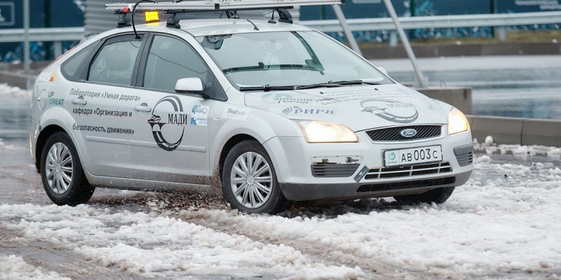 Russian wake-up call from winter autonomous-vehicle (AV) trials