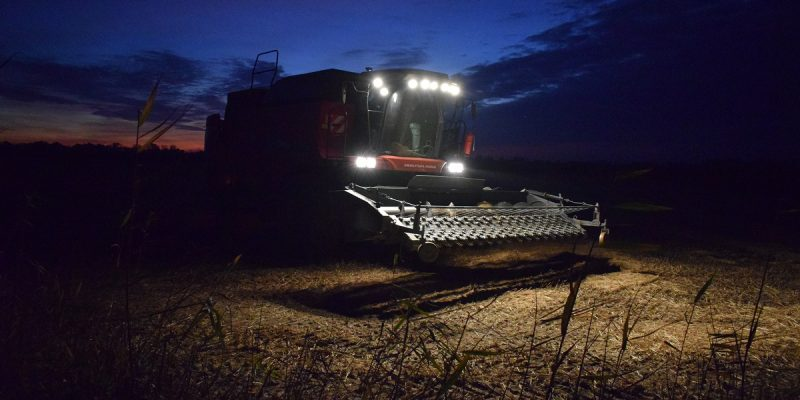 First open-source AI for driverless agricultural vehicles