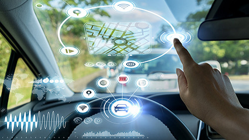 Connected cars facing a data logjam