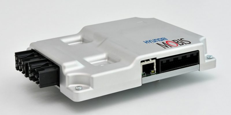 Hyundai claims V2X communications breakthrough