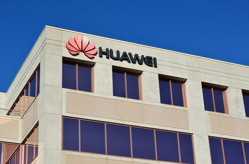 Huawei alert system raised from amber to red in UK
