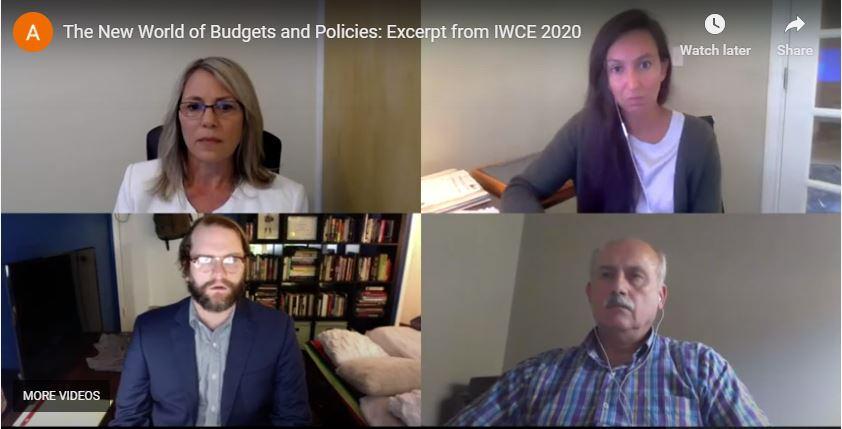 The new world of budgets and policies: Excerpt from IWCE 2020 panel discussion