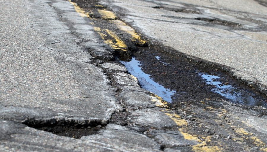 The rocky road ahead: How will COVID-19 affect America's already-questionable infrastructure?
