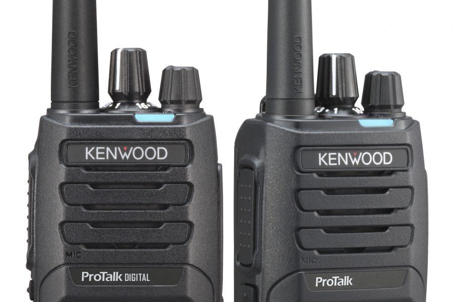 JVCKENWOOD USA announces the NX-P1000 Series portable ProTalk® radios