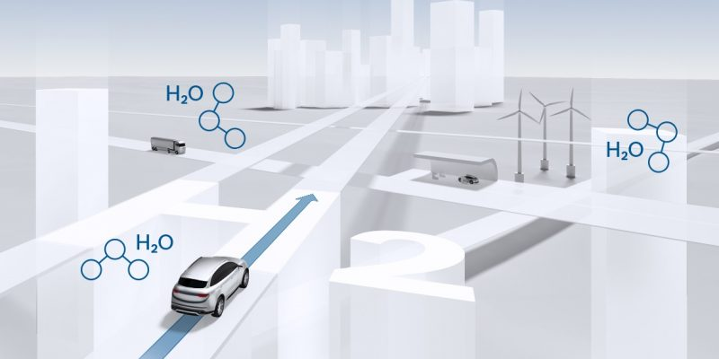 Bosch outlines fuel cell's vital powertrain role