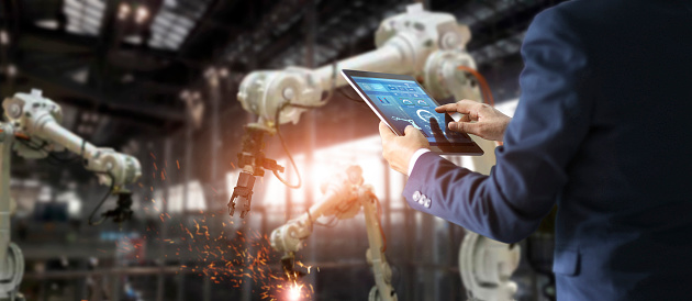 Using IoT for COVID-19 safety is a priority for many industrial firms