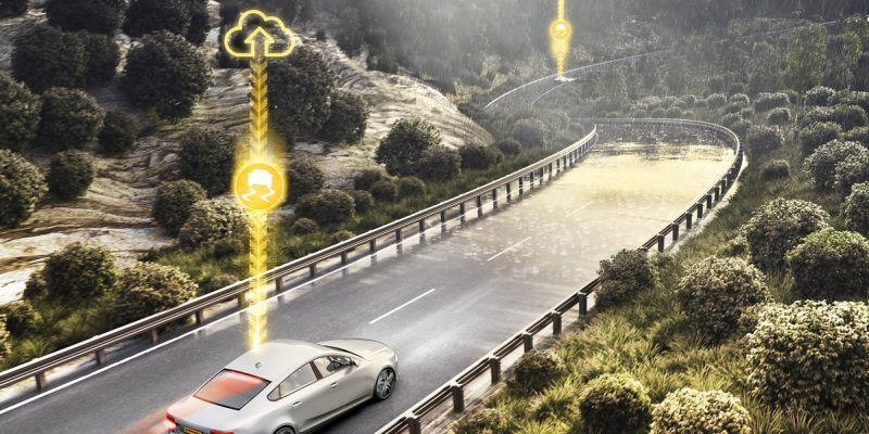 Cloud over-the-air updates to offer future autonomous vehicles (AVs) refreshed brains