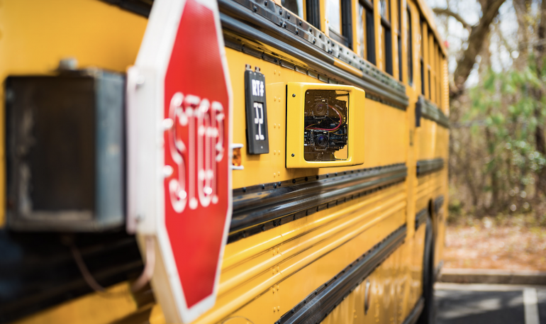 BusPatrol safety solution leverages—and funds—FirstNet, broadband connectivity for school buses