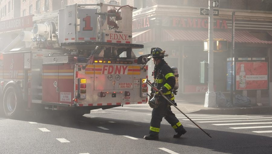 How technology is unlocking the future of firefighting and public safety
