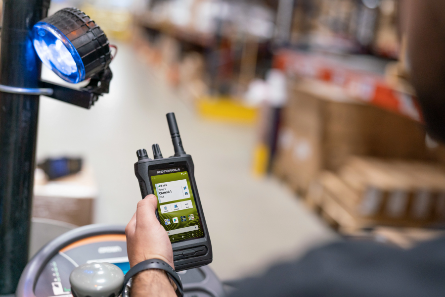 Motorola Solutions launches MOTOTRBO Ion 'smart radio' with DMR, broadband capabilities